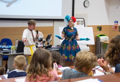 Manchester Children's Book Festival.